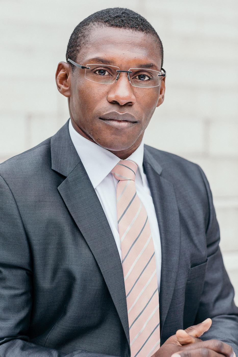portrait business CEO