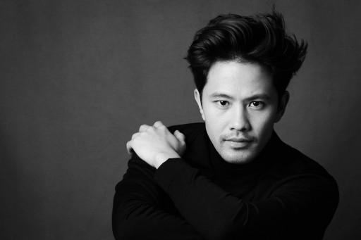 portrait black&white linh
