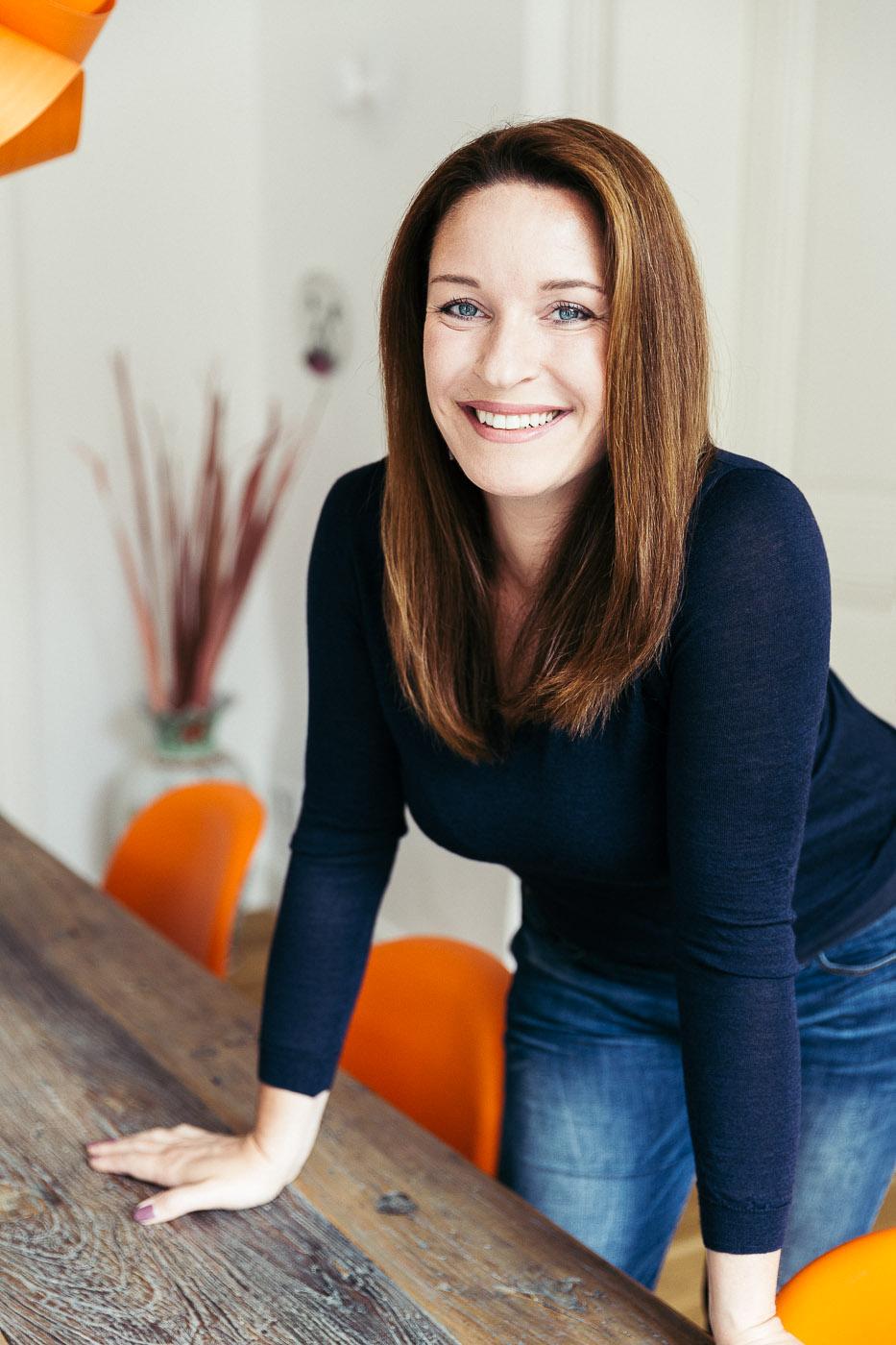 portrait business woman designer