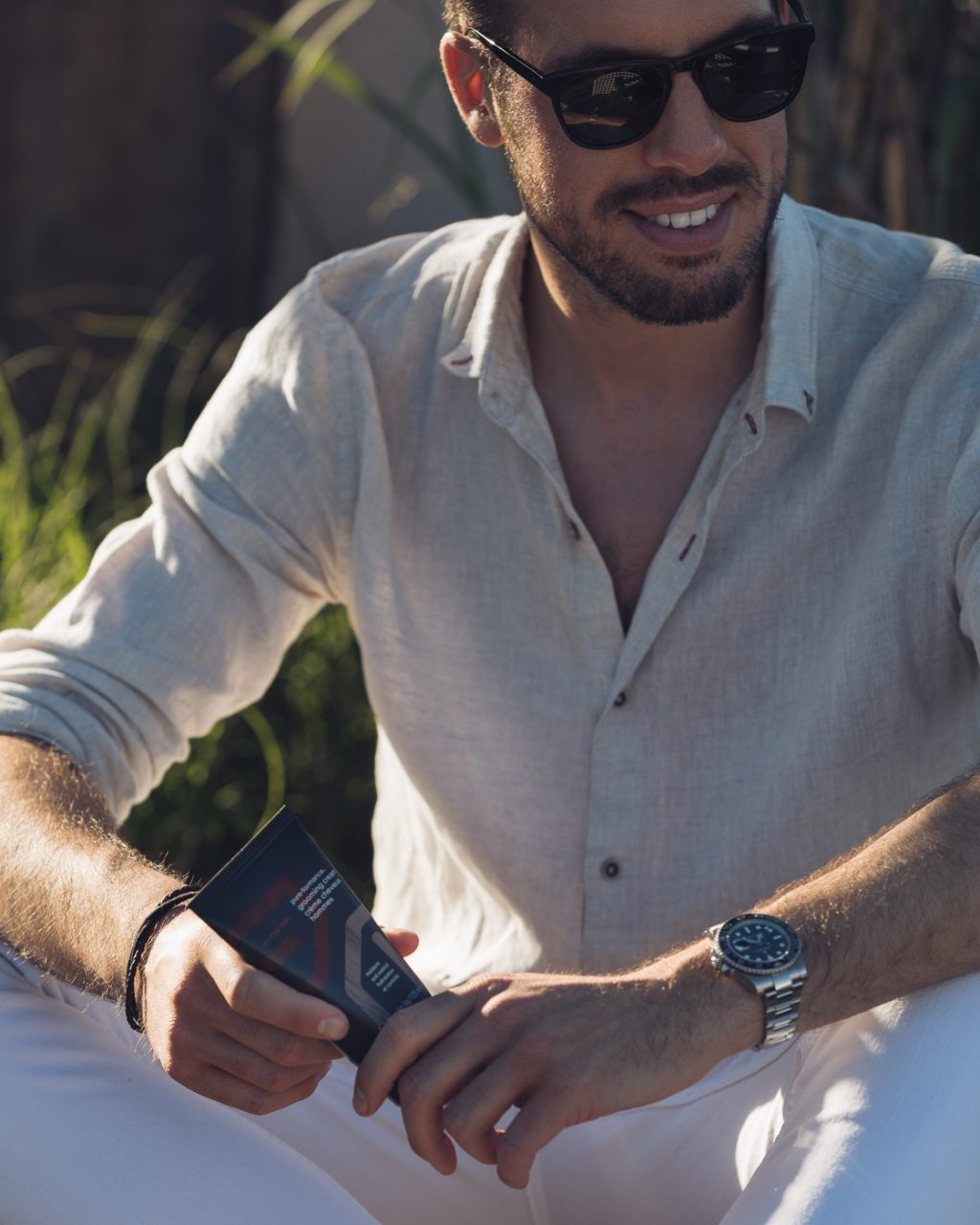 Blogger Sebastian Schmidt by Rose Time