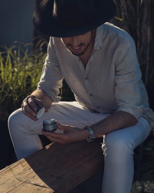 Blogger Sebastian Schmidt by Rose Time